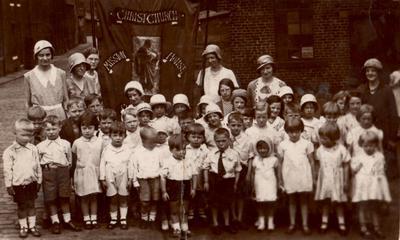 Whitsuntide 1933 Christchurch Halifax