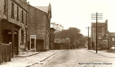 Towngate, Southowram