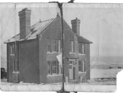 Shacks House 1950